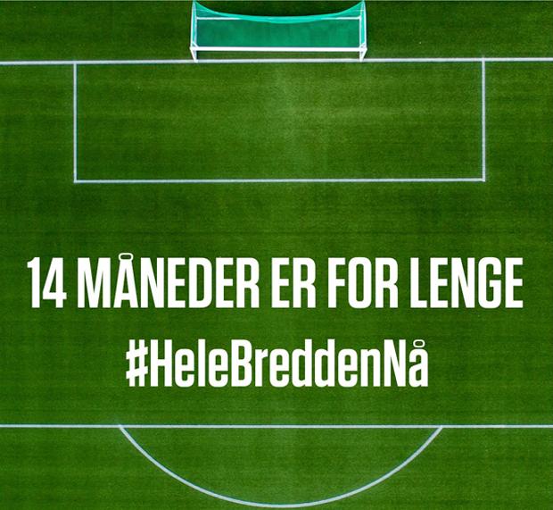 #HeleBreddenNå
